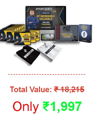 rahul mannan course price
