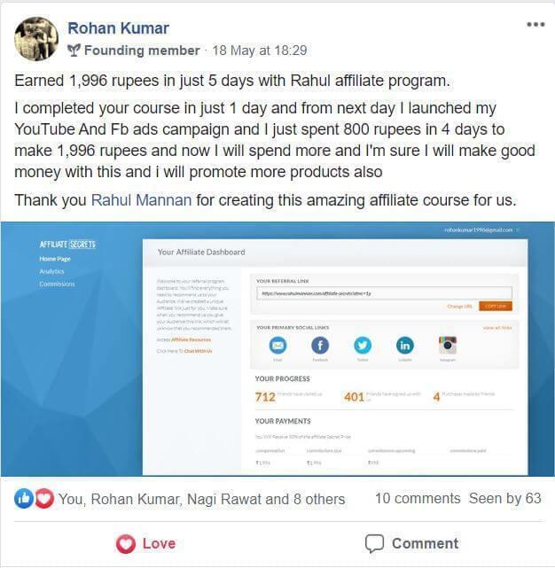 rahul mannan course testimonial-1